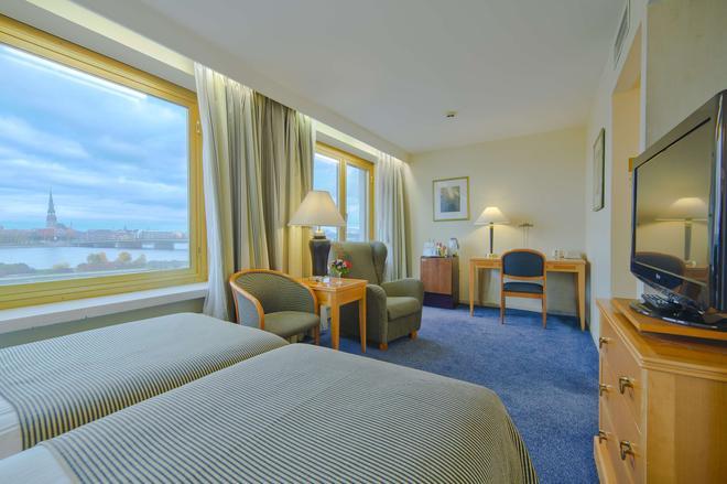 Radisson Blu Daugava Hotel, Riga - Riga - Bedroom