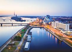 Radisson Blu Daugava Hotel, Riga - Riga - Vista del exterior