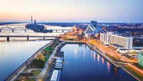 Radisson Blu Daugava Hotel, Riga - Riga - Outdoor view