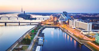 Radisson Blu Daugava Hotel, Riga - Riga - Outdoor view