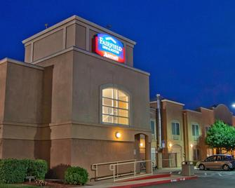 Fairfield Inn & Suites by Marriott Modesto Salida - Salida - Building