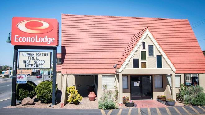Econo Lodge Downtown - Αλμπουκέρκι - Κτίριο