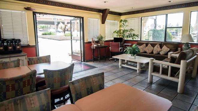 Econo Lodge Downtown - Αλμπουκέρκι - Εστιατόριο