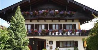 Hotel Setzberg zum See - Bad Wiessee - Gebouw