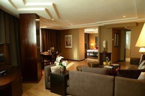 Le Palace d'Anfa - Casablanca - Phòng khách
