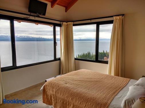 Catalonia Sur Aparts & Spa - San Carlos de Bariloche - Bedroom