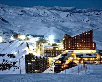 Hotel Valle Nevado - Farellones - Gebäude