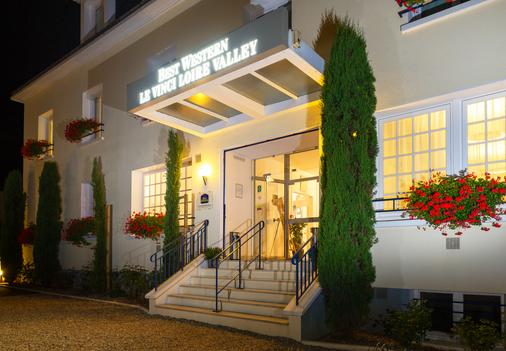 Best Western Le Vinci Loire Valley - Amboise - Building