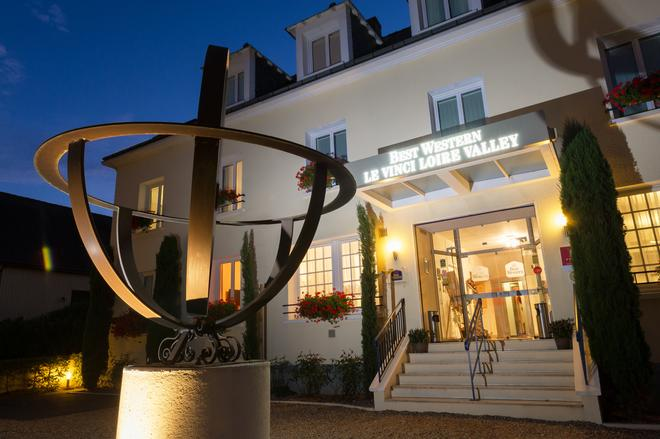 Best Western Le Vinci Loire Valley - Amboise - Edificio