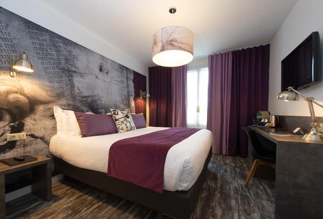 Best Western Le Vinci Loire Valley - Amboise - Camera da letto