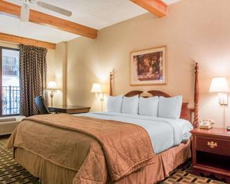Quality Inn & Suites - Ridgeland - Slaapkamer