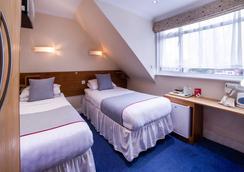 OYO Anchor Hotel - London - Phòng ngủ