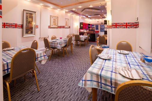 OYO Anchor Hotel - London - Nhà hàng