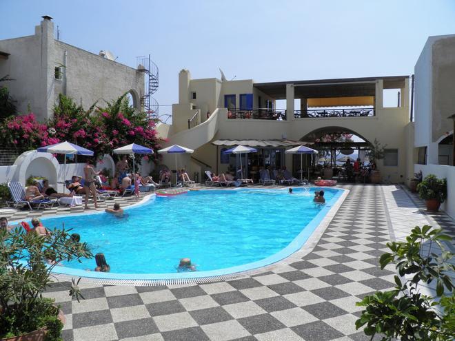 Levante Beach Hotel - Kamari - Pool