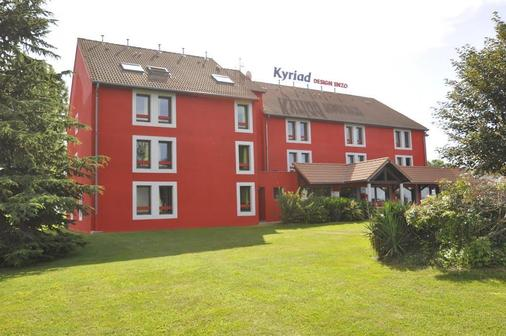 Kyriad Design Enzo Montlucon - Saint-Victor - Building