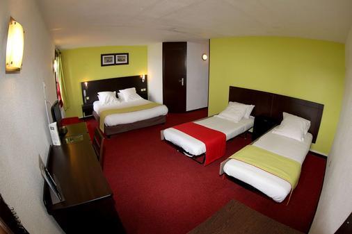 Kyriad Design Enzo Montlucon - Saint-Victor - Bedroom