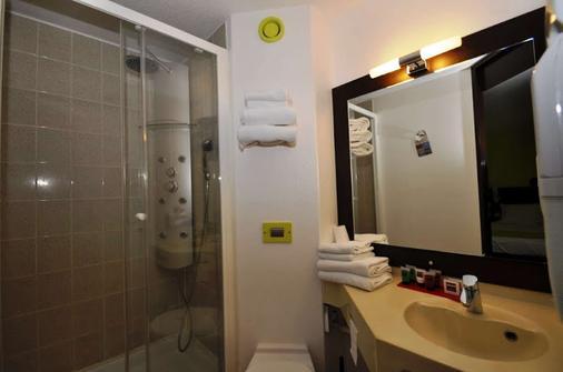 Kyriad Design Enzo Montlucon - Saint-Victor - Bathroom