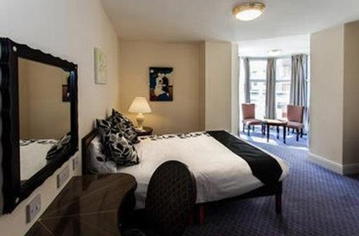 Scarisbrick Hotel - Southport - Camera da letto