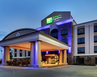 Holiday Inn Express & Suites Natchez South - Natchez - Building