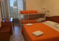 假日酒店 - 米薩諾阿德里亞蒂科 - 米薩諾蒂科 - 臥室