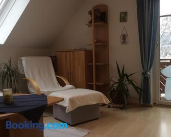 Ferienwohnungen Urbanitsch - Klöch - Wohnzimmer
