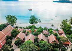 Sol Beach Resort - Koh Rong Sanloem - Udsigt