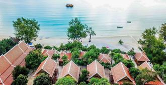 Sol Beach Resort - Koh Rong Sanloem - Außenansicht