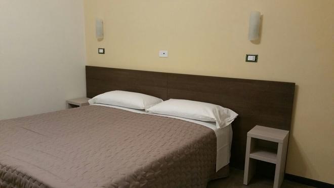 Hotel Tommaseo - Genova - Soveværelse