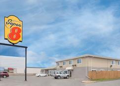 Super 8 by Wyndham Alamosa - Alamosa - Building