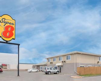 Super 8 by Wyndham Alamosa - Alamosa - Edificio