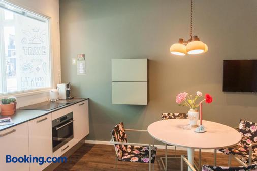 B&B De Eindhovenaar - Eindhoven - Dining room