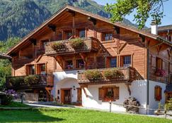 Auberge le Montagny - Les Houches - Building