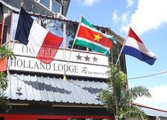 Holland Lodge Paramaribo - Paramaribo - Edificio