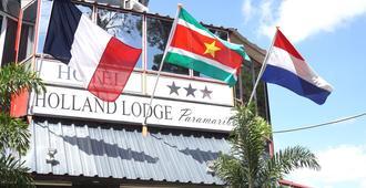 Holland Lodge Paramaribo - Paramaribo - Edifício