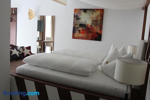 Hotel Schmales Haus - Ulm - Bedroom