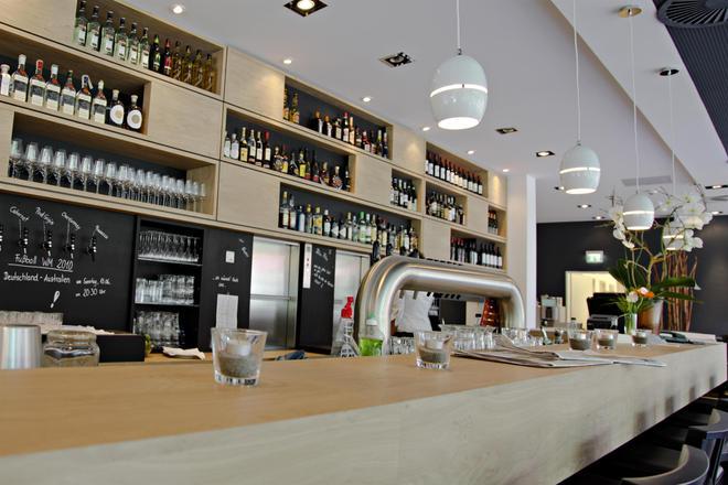 阿梅迪亞漢堡貝斯特韋斯特酒店 - 漢堡 - 漢堡 - 酒吧
