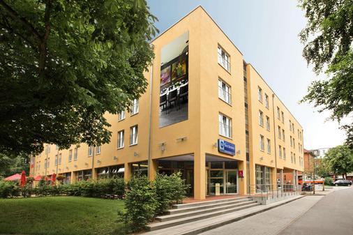 Best Western Plaza Hotel Hamburg - Hampuri - Rakennus