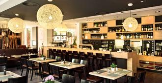 Best Western Plaza Hotel Hamburg - המבורג - מסעדה
