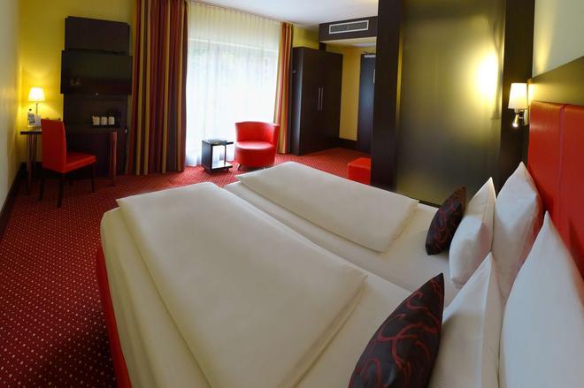 阿梅迪亞漢堡貝斯特韋斯特酒店 - 漢堡 - 漢堡 - 臥室