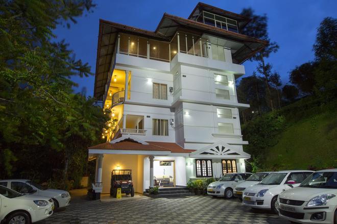 Dream Catcher Plantation Resort - Munnar - Bâtiment