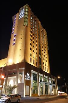 Dalal City Hotel - Salmiya - Building