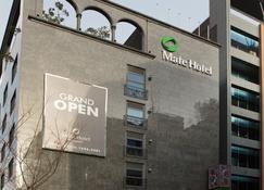 โรงแรมเมท บุนดัง - ซ็องนัม - อาคาร