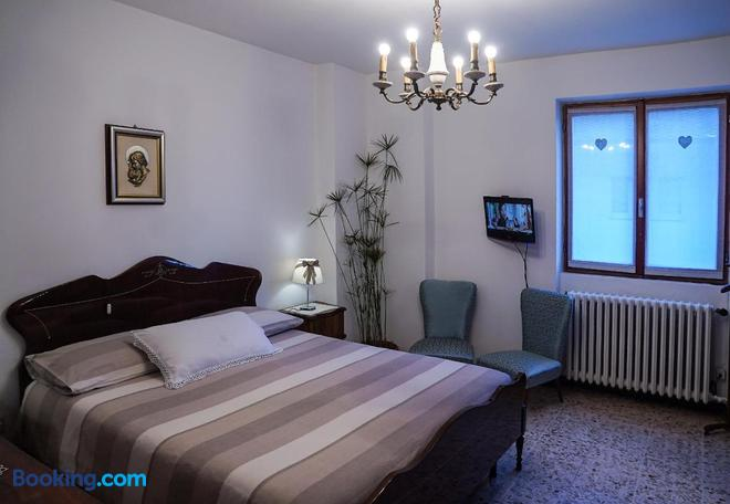 Bed & Breakfast Casa Marinella - Lenna - Bedroom