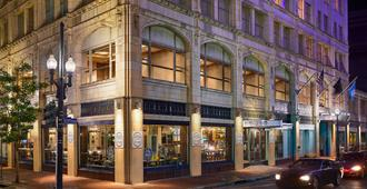 Renaissance New Orleans Pere Marquette French Quarter Area Hotel - Νέα Ορλεάνη - Κτίριο