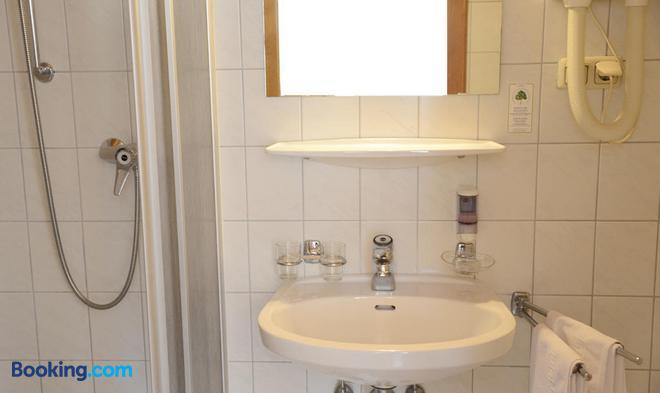 Hotel Hafnerwirt - Puch Bei Hallein - Bathroom