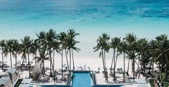 Henann Crystal Sands Resort - Boracay - Piscina
