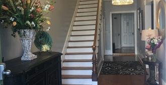 Wg Creole House 1850 - New Orleans - Stairs