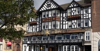Star Hotel - Great Yarmouth - Building