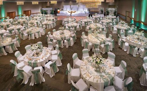 Ala Moana Hotel - Honolulu - Banquet hall