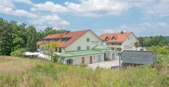 Hotel Restaurant Dreiflüssehof - Passau - Edificio